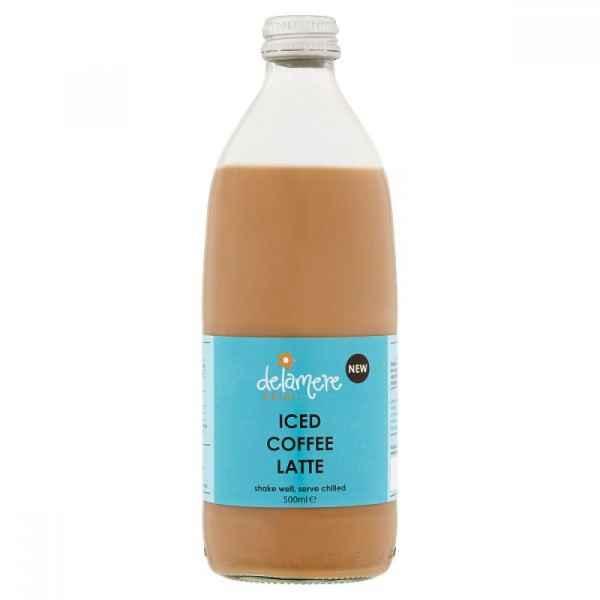 Delmere Iced Coffee Latte