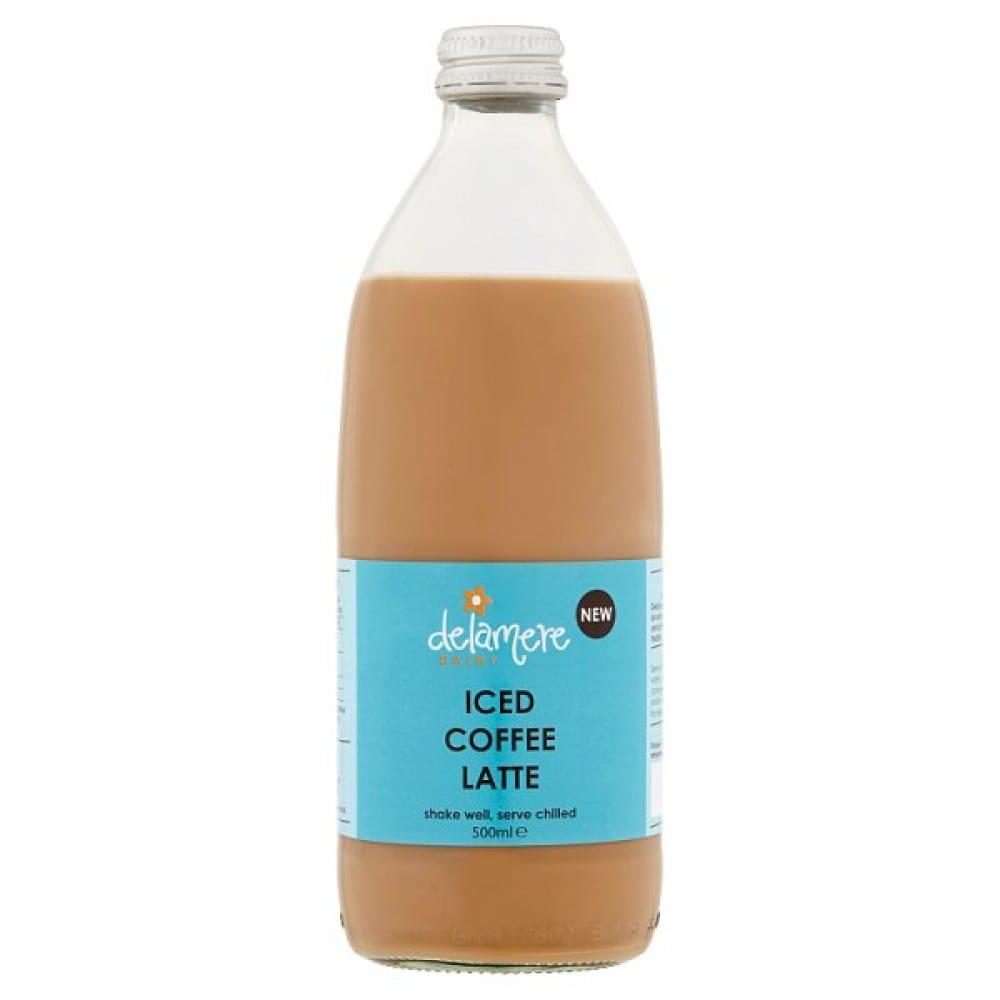 Delmere Iced Coffee Flavoured Milk