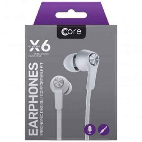 Core Headphones X6