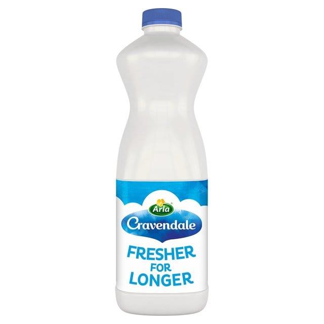 Cravendale Whole Milk 1L