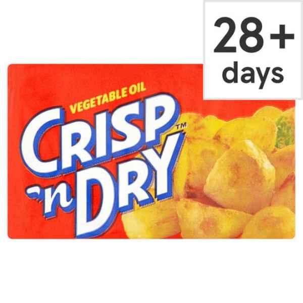 Crisp 'N' Dry Solid 250g