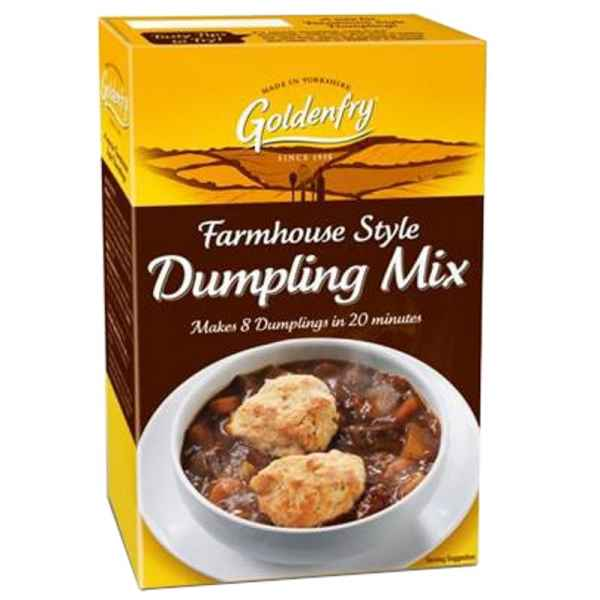 Goldenfry Dumpling Mix