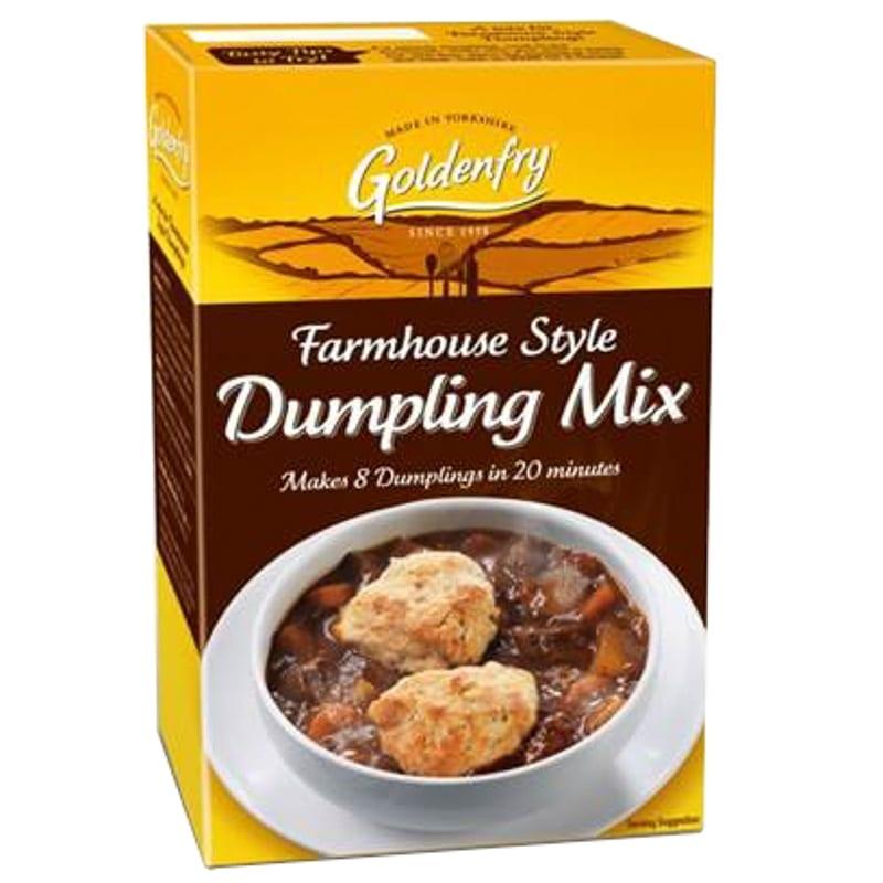 Goldenfry Dumpling Mix