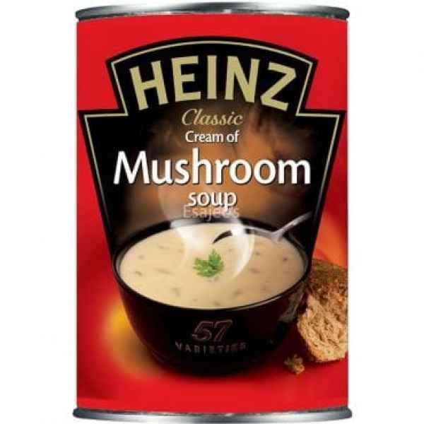 Heinz Classic Cream of Mushroom Soup 400G