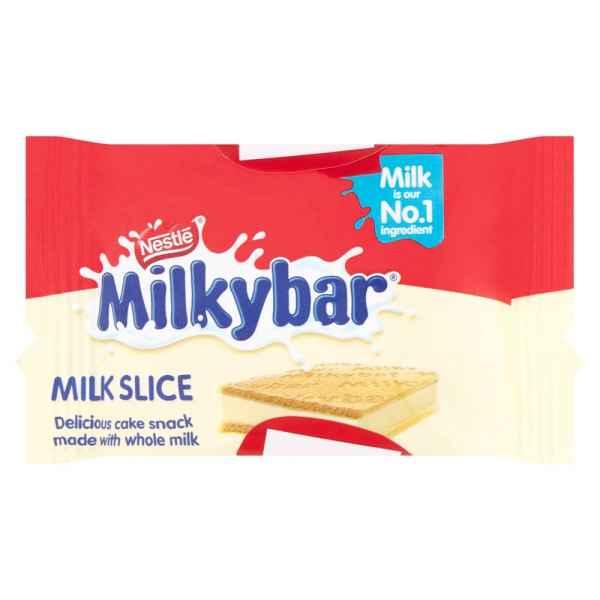 Milkybar Milk Slice 4 x 26g