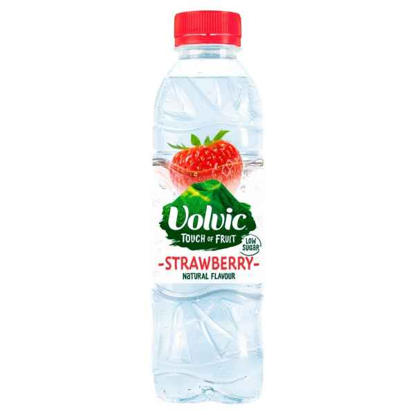 Volvic Touch of Fruit Strawberry 500ml