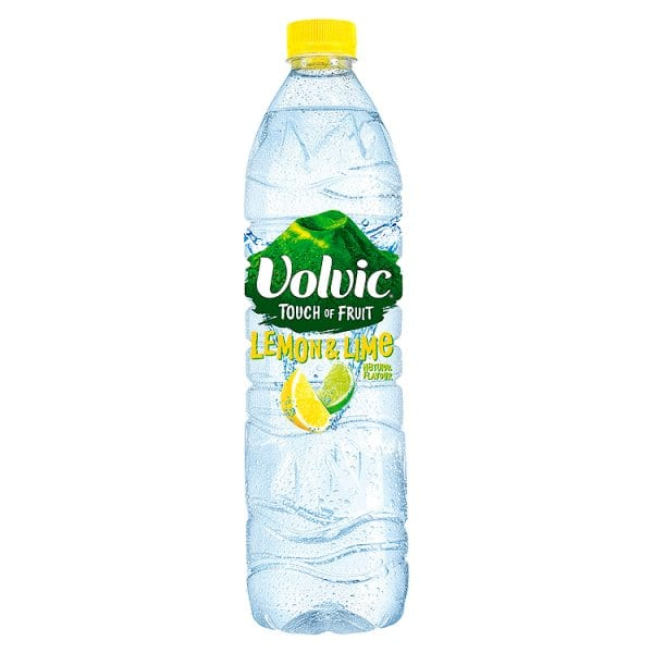 Volvic Touch of Fruit Lemon Lime 1.5L