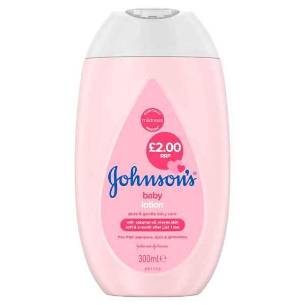 Johnson's Baby Lotion 300ml PM