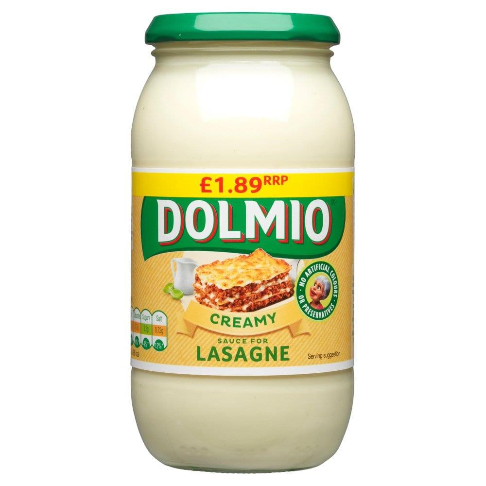 DOLMIO© Creamy Sauce for Lasagne 470g