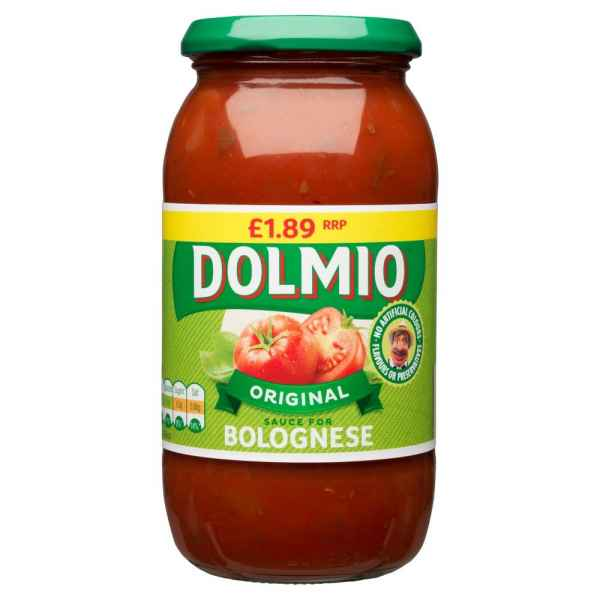 DOLMIO© Original Sauce for Bolognese 500g