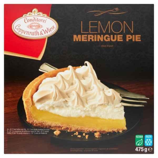 Coppenrath & Wiese Lemon Meringue Pie 475g