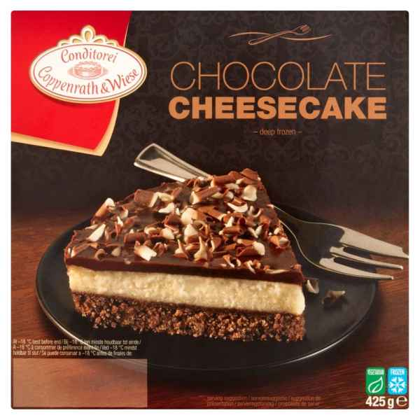 Coppenrath & Wiese Chocolate Cheesecake 425g