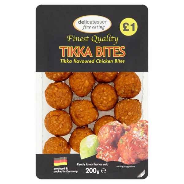 Delicatessen Tikka Bites 200g