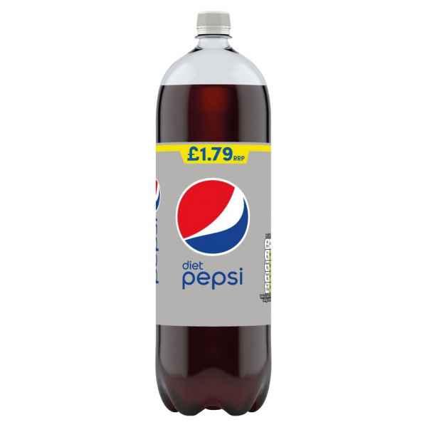 Pepsi Diet 2 Litres PMP