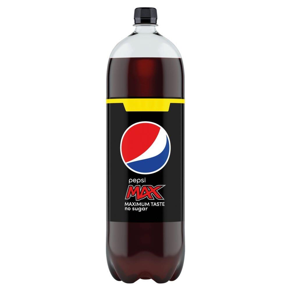 Pepsi Max 2 Litres PM