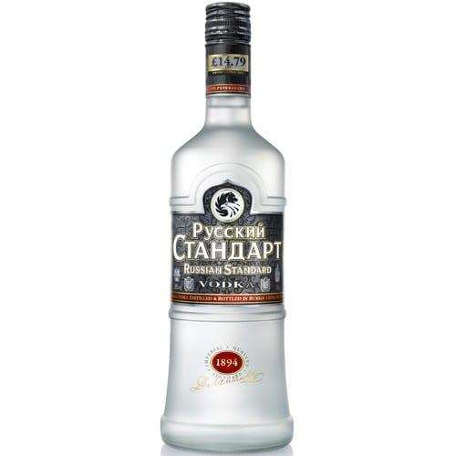 Russian Standard Vodka PM