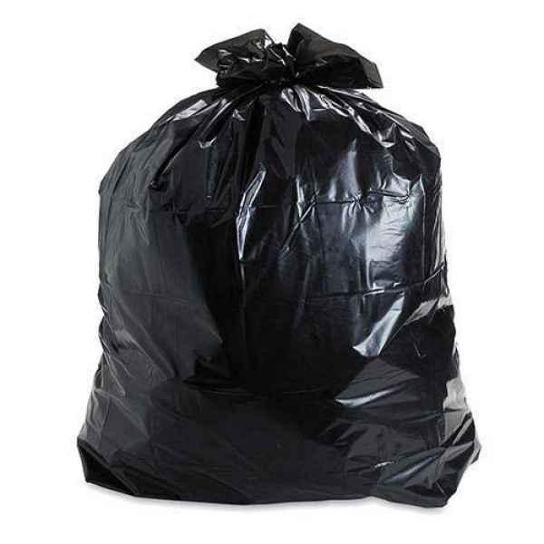 Heritage Black Bin Bag 10 Pack