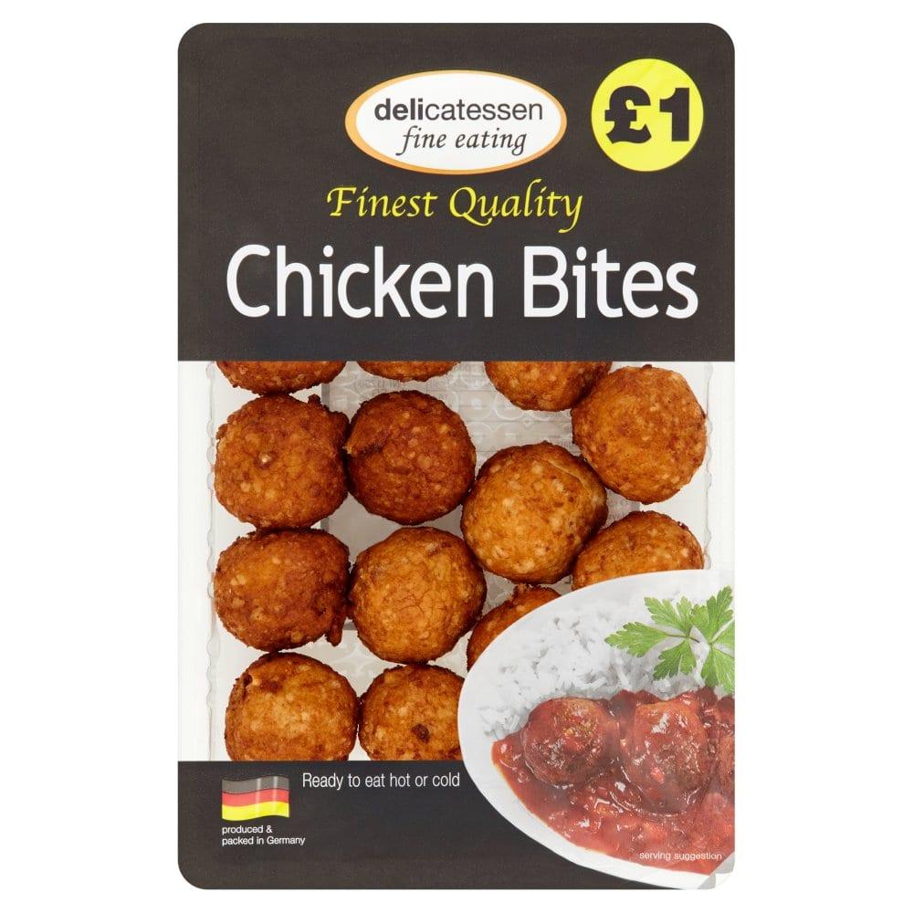 Delicatessen Chicken Bites 200g
