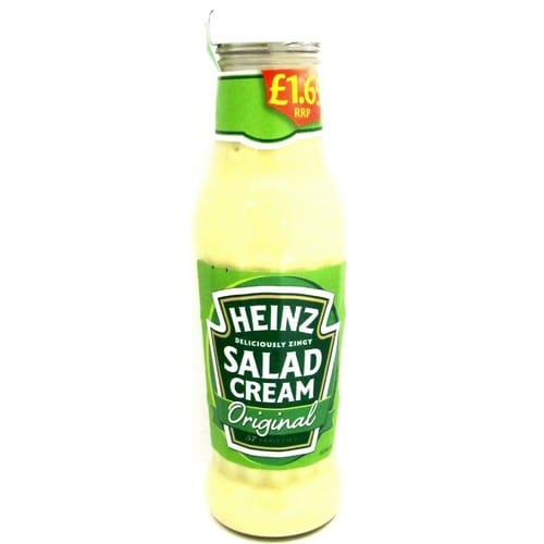 Heinz Salad Cream PM