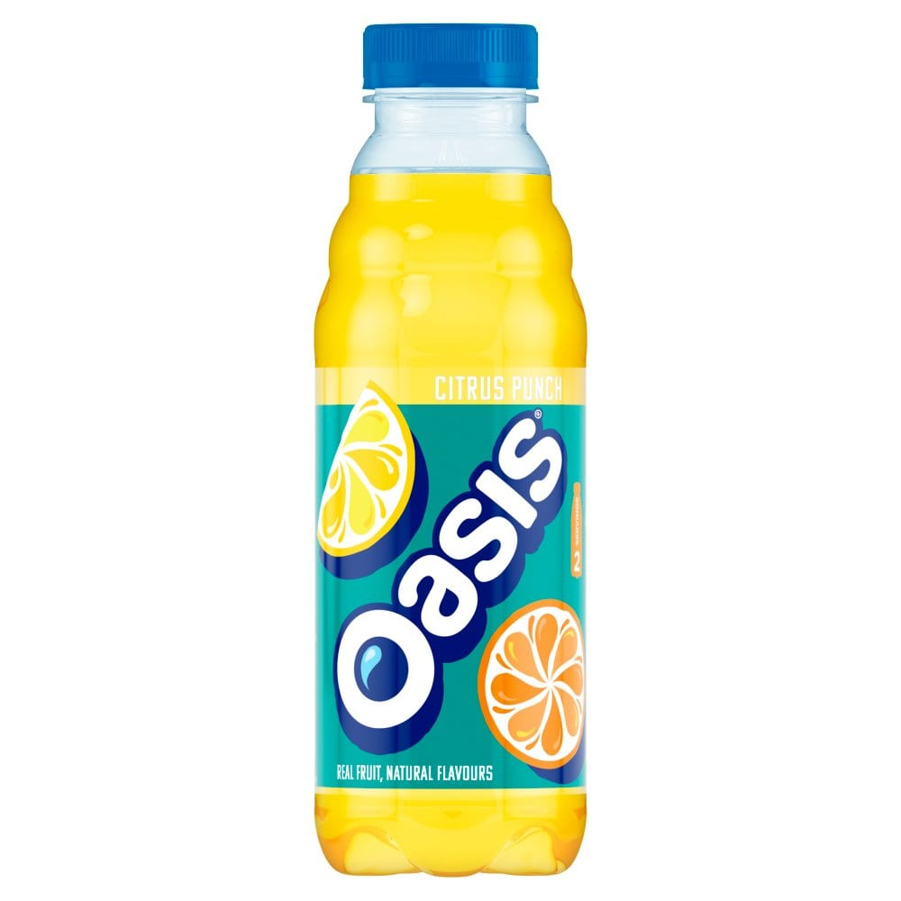 Oasis Citrus Punch 500ml PM