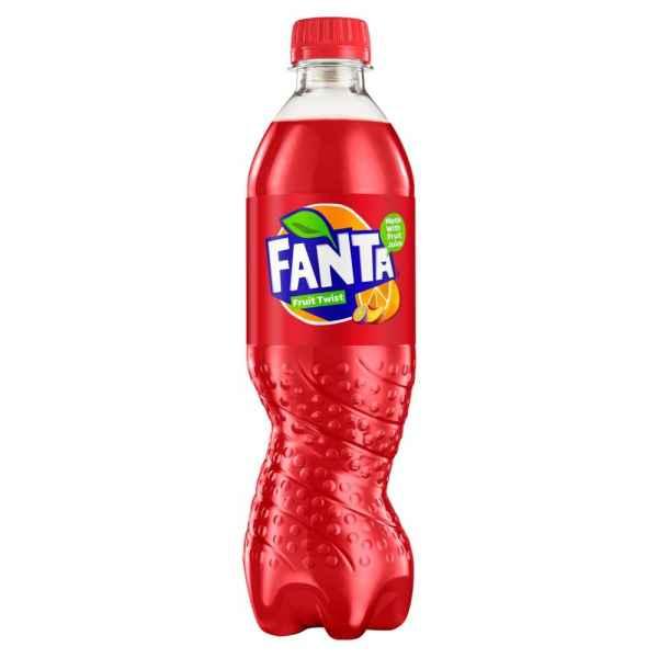 Fanta Fruit Twist 500ml PMP