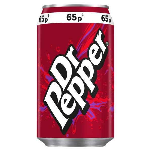 Dr Pepper 330ml PMP