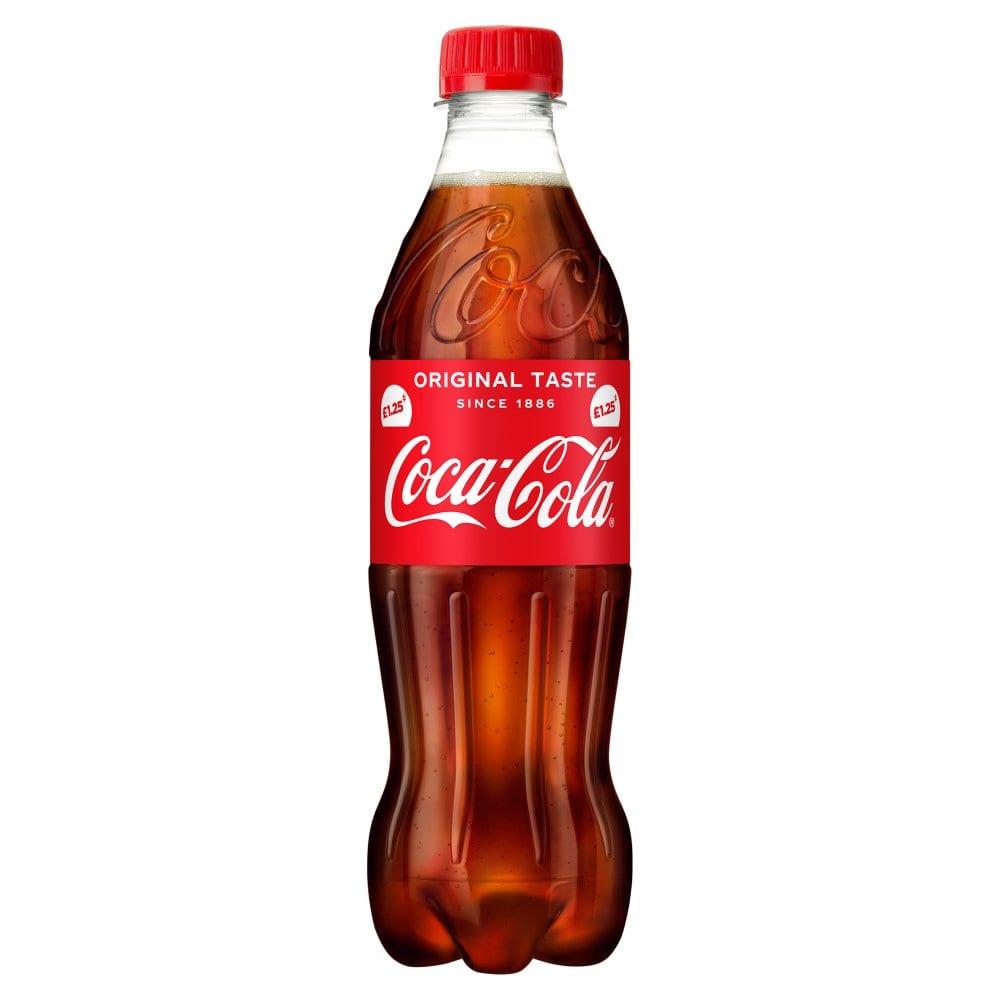 Coca-Cola Original Taste 500ml PM