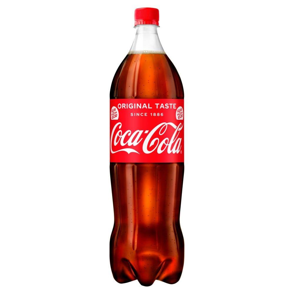 Coca-Cola Original Taste 1.75L