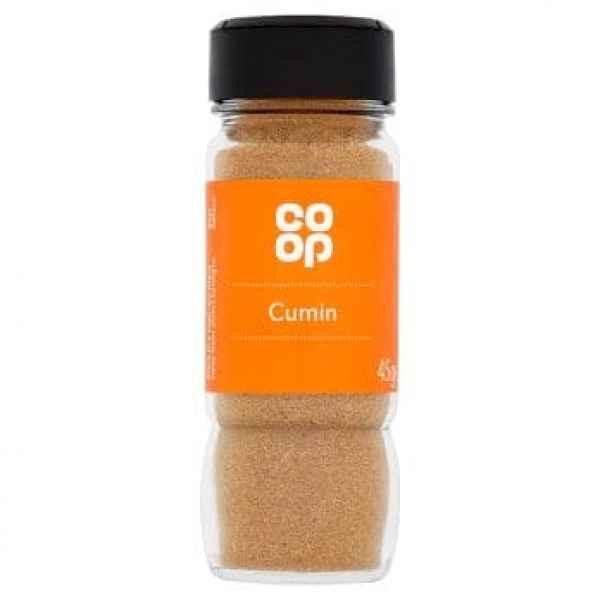 Co-op Cumin 45g
