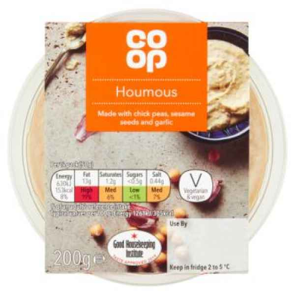 Co-op Houmous 200g