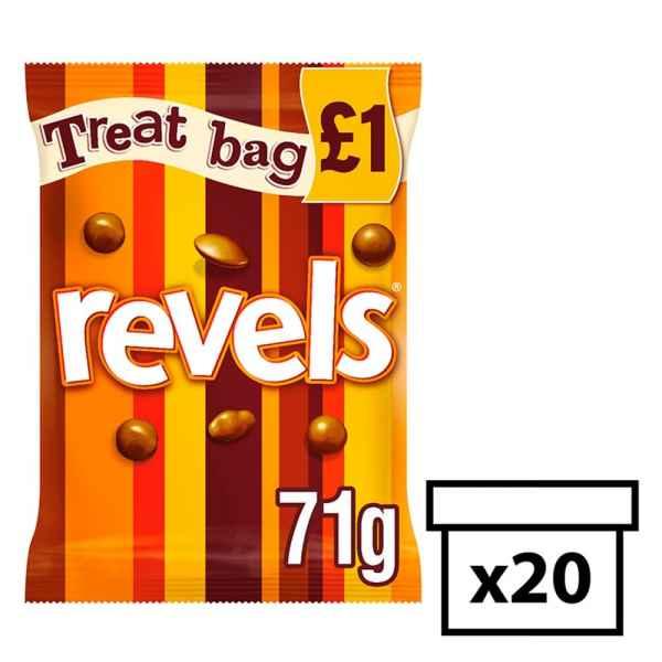 Revels Treat Bag 71g PM