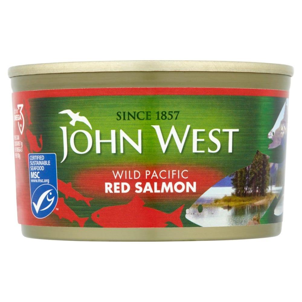 John West Red Salmon 213g