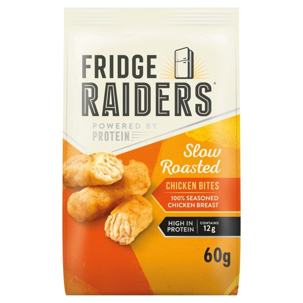 Fridge Raiders Slow Roasted Chicken Bites 60g