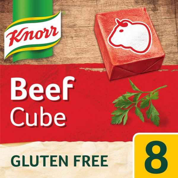 Knorr Beef Stock cubes 8 x 10g