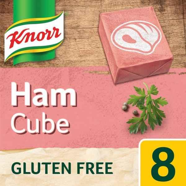 Knorr Ham Stock cubes 8 x 10g