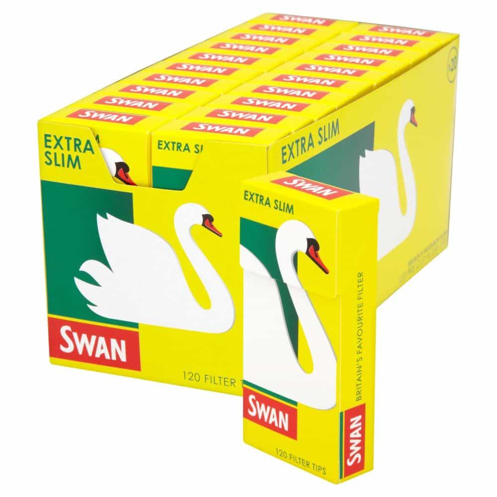 Swan Flints Extra Length Single