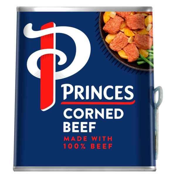 Princes Corned Beef 340g
