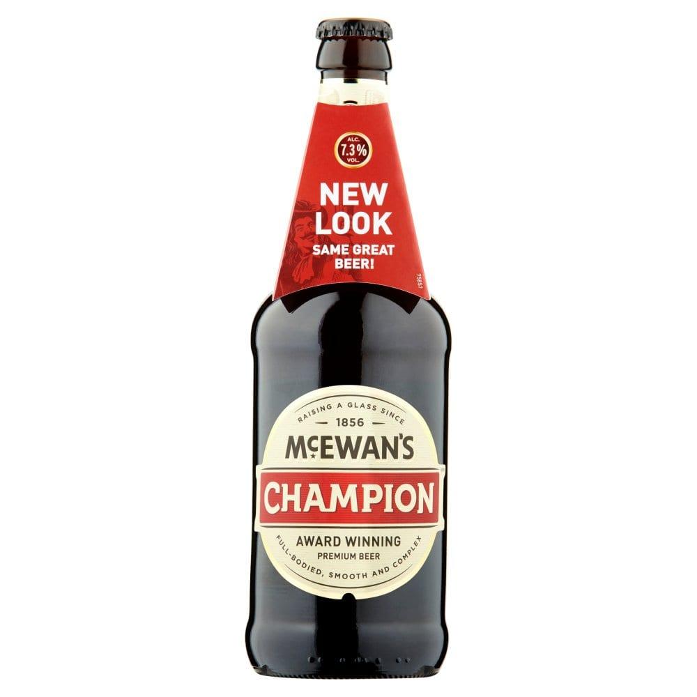 McEwan's Champion Premium Beer 500ml