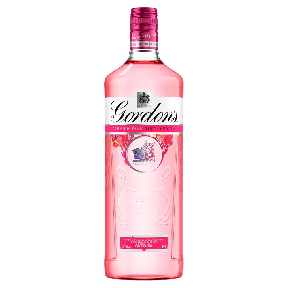 Gordon's Premium Pink Gin 1L
