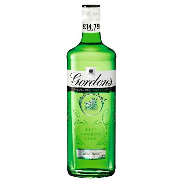 Gordon's London Dry Gin 70cl PMP