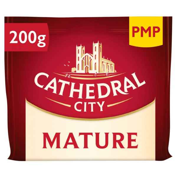 Cathedral City Mature Cheese 200g PM