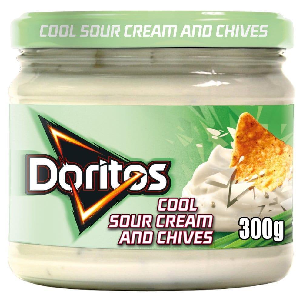 Doritos Cool Sour Cream & Chives Dip 300g