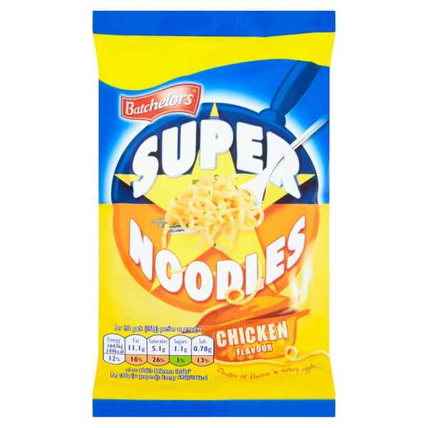 Batchelors Super Noodles Chicken Flavour 100g
