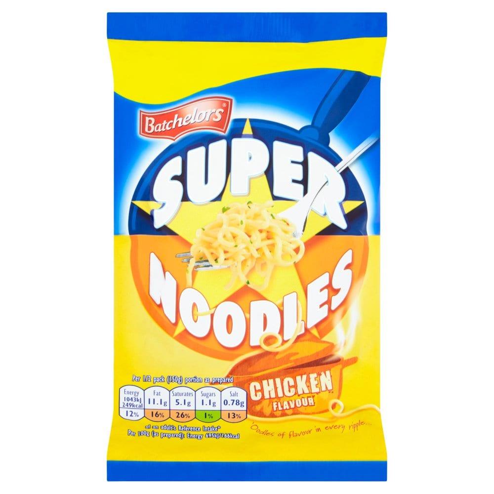 Batchelors Super Noodles Chicken Flavour