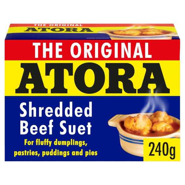 Atora The Original Shredded Beef Suet 240g