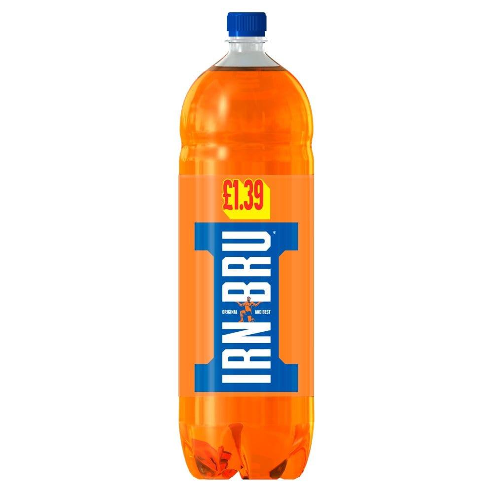 IRN-BRU 2L Bottle PM