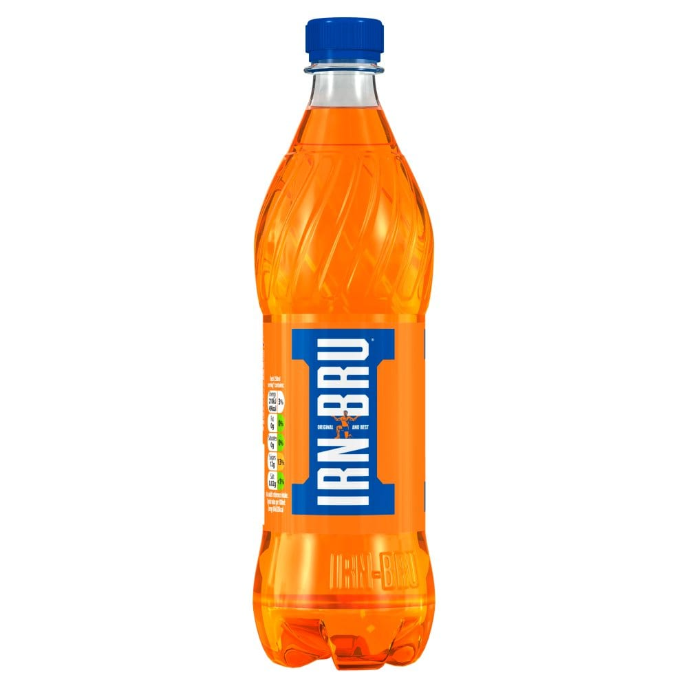 IRN-BRU 500ml Bottle PM