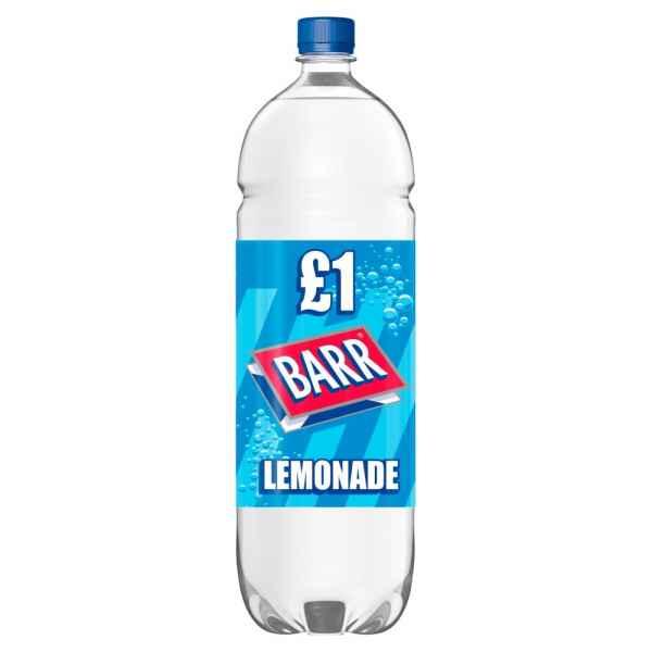 Barr Lemonade 2L Bottle PMP