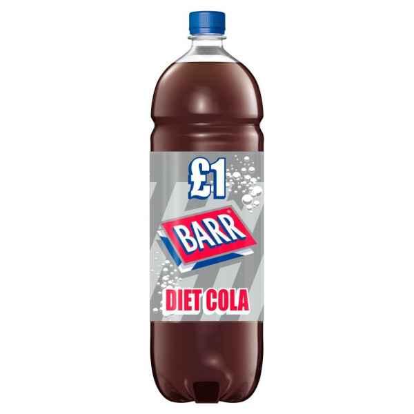 Barr Diet Cola 2L PMP