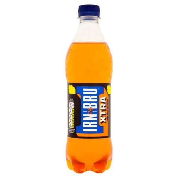 IRN-BRU Xtra 500ml Bottle PMP